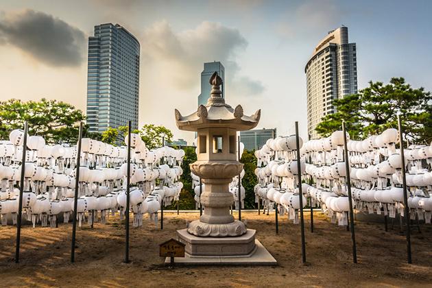 Temple Bongeunsa