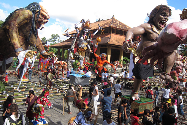 Nyepi - The Balinese Day of Silence