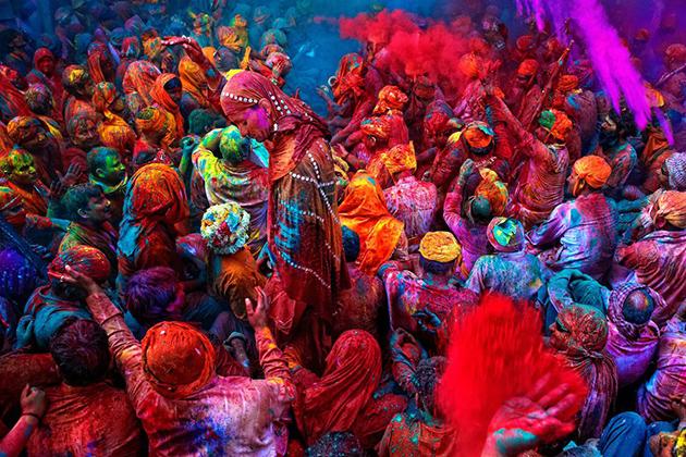 The Holi Festival - Festival of Colors India