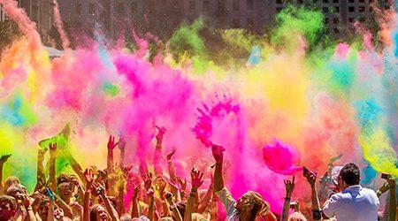 Top 5 Spring Festivals in Asia