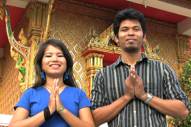 Be respectful and friendly while visit Asia