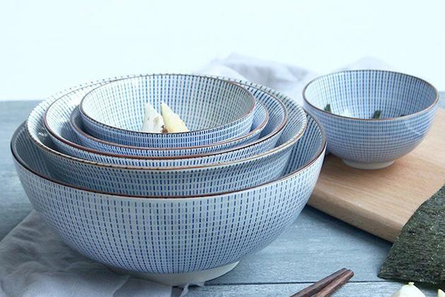 Japanese ceramic bowl