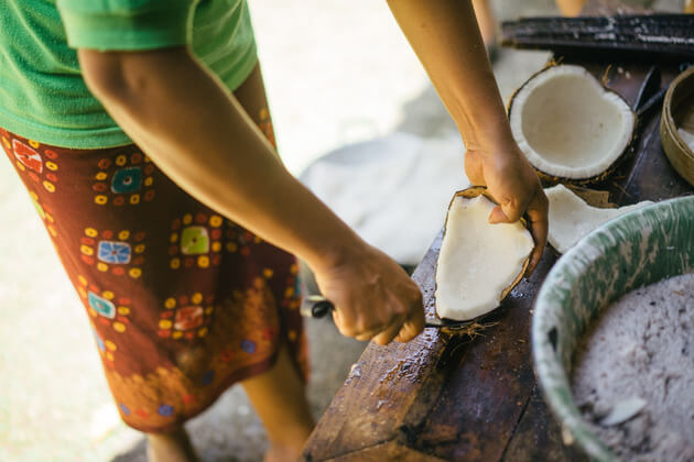Coconut-oil-making-in-Phuket