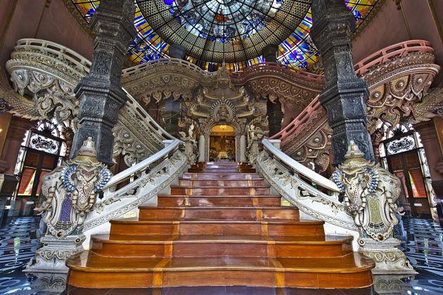 Erawan Museum - Bangkok shore excursions