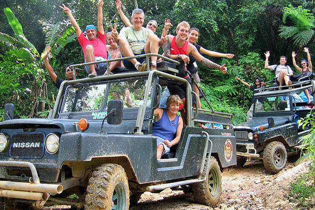 Koh Samui 9 in 1 Safari Tour