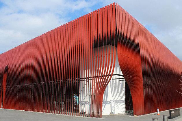 Nebuta Museum Wrasse