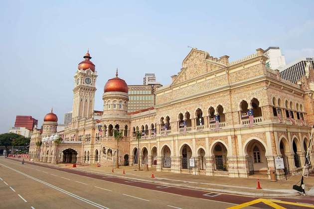 Highlight Tour of Kuala Lumpur