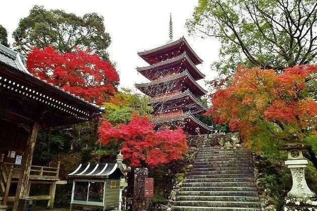 Go San Chikurin-Ji Temple