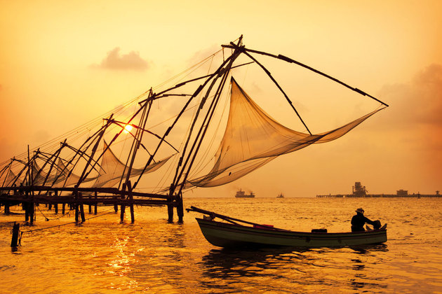 Chinese Fishing Nets – A Glimpse of Cross-culture in Cochin