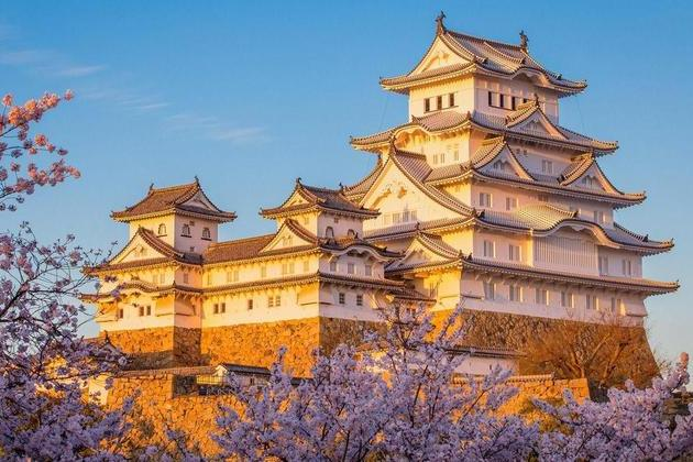 Himeji Castle – a Japanese treasure and a world heritage site