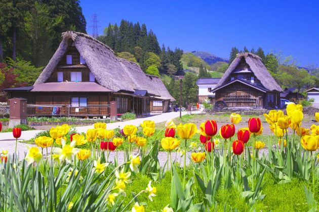 Historic Villages of Gokayama