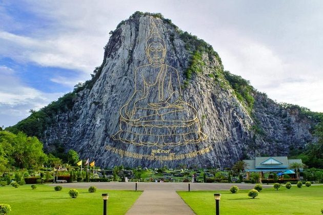 Buddha Mountain – Khao Chi Chan in Pattaya