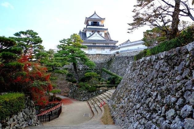 Kochi Castle ground