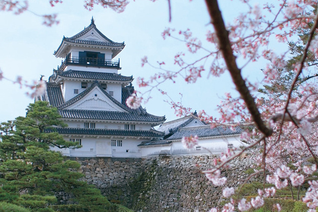 Kochi Castle – important cultural property in Japan