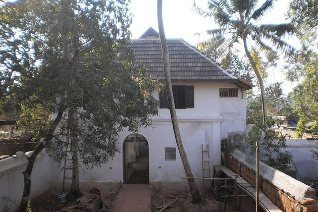 Paravur Synagogue overviewParavur Synagogue overview