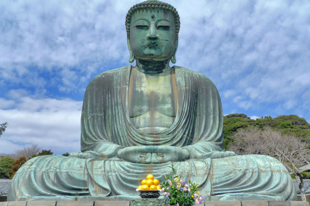 Kotokuin Temple & the Great Buddha of Kamakura