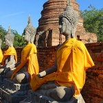 Ancient Ayutthaya - Bangkok shore excursions