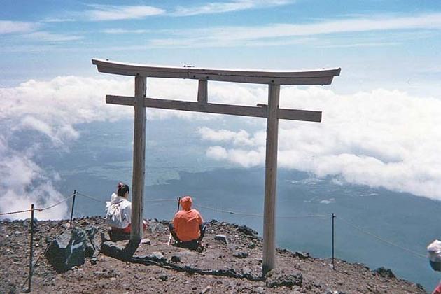 Climb Mt.Fuji