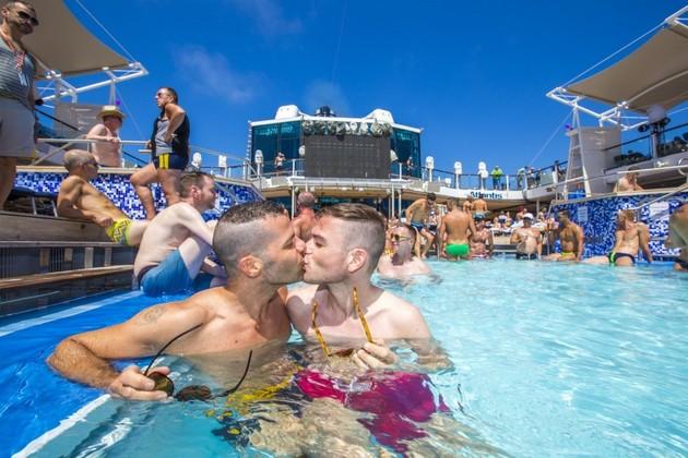 Cruises for LGBT community