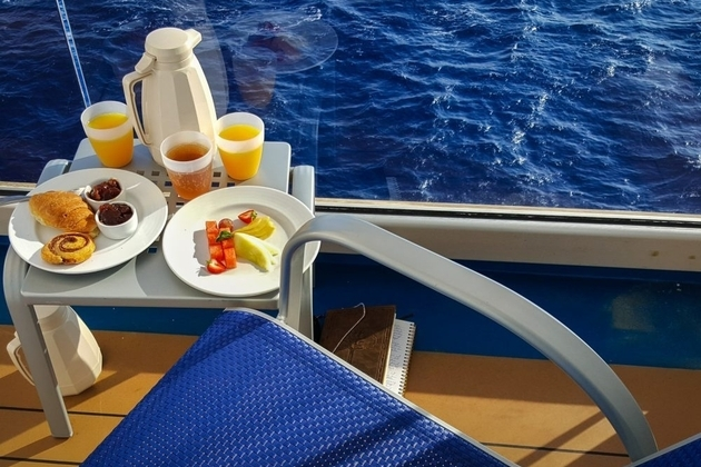 Food Trends for Cruise Ship Passengers