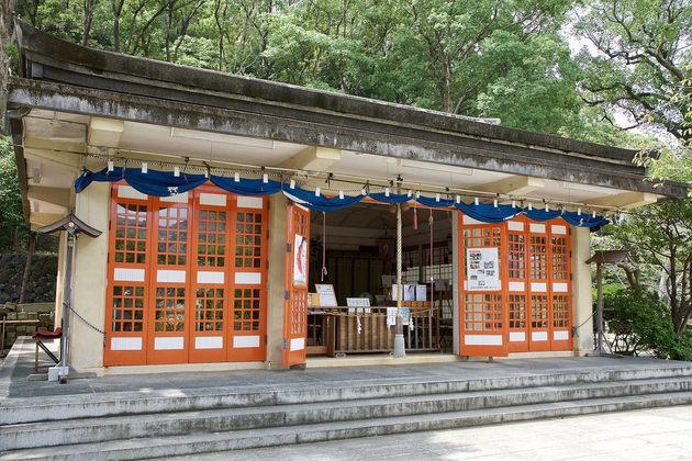 Fuchi-jinja shrine
