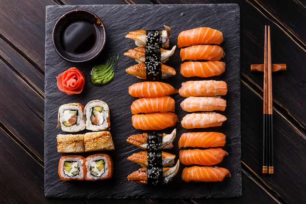Get to Know about Sushi – Japanese Traditional Dish
