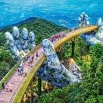 Golden-Bridge-in-Da-Nang-shore-excursions