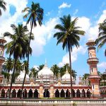 Jamek Mosque Penang Shore Excursions