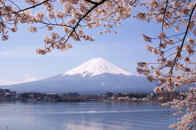 Mount Fuji in Shizuoka