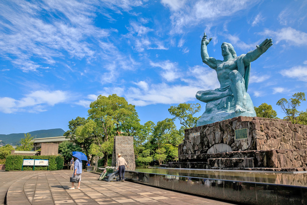 Nagasaki attractions for shore excursions