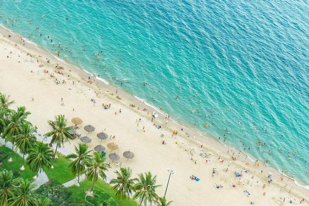 Nha Trang beach - shore excursions