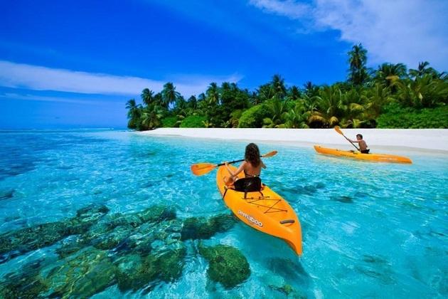 Phu Quoc kayaking
