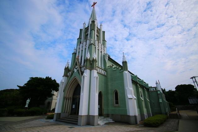 St. Francis Xavier Memorial Church in Sasebo