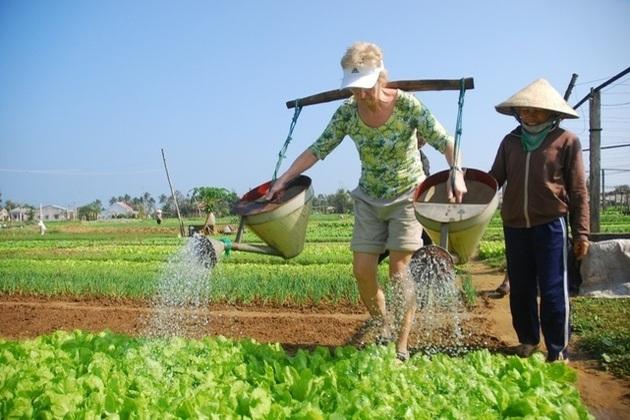 Tra Que Vegetable Village - Hoi An