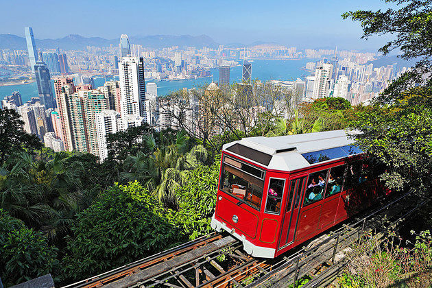 Victoria-Peak-Hong-Kong-Shore-Excursions