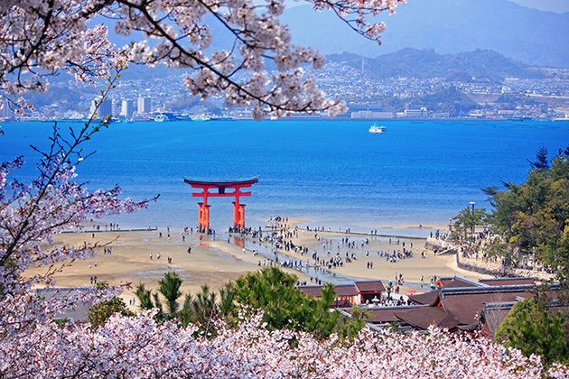 the best time to visit Hiroshima shore excursions