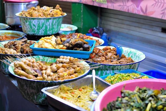 Bali Street Food