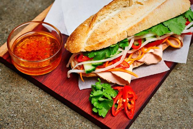 Banh Mi - Vietnamese food