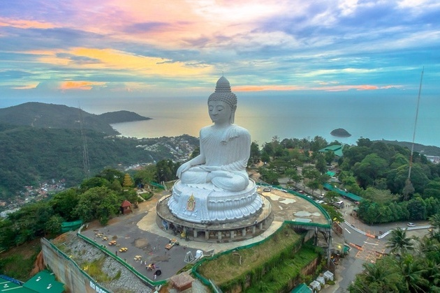 Big Buddha Phuket shore excursions