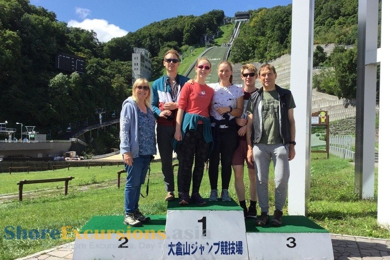 Feedback of Asia Shore Excursions - Cozen in Sapporo