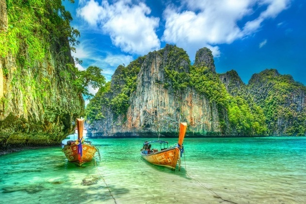 Top 5 Attractions to See in Thailand