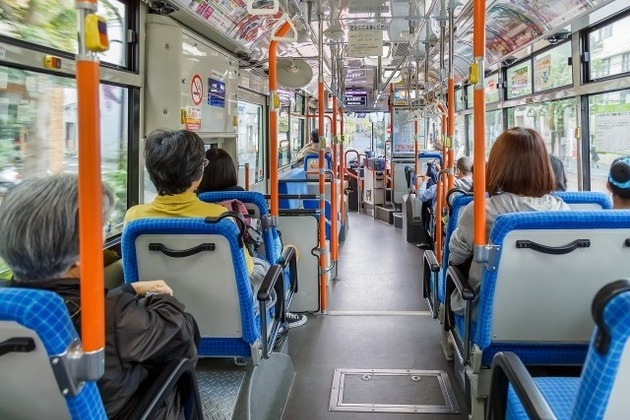 Local Buses in Japan