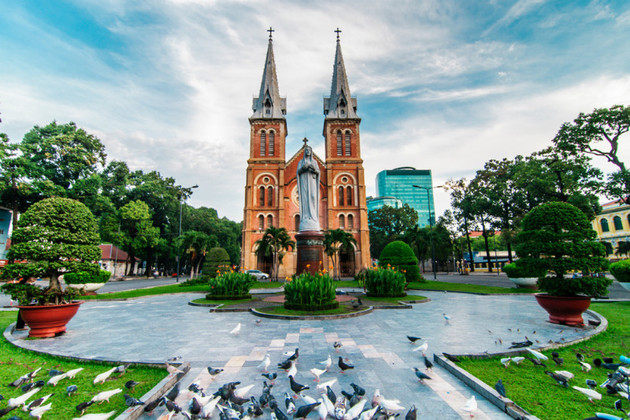 Ho Chi Minh Sightseeing Tour