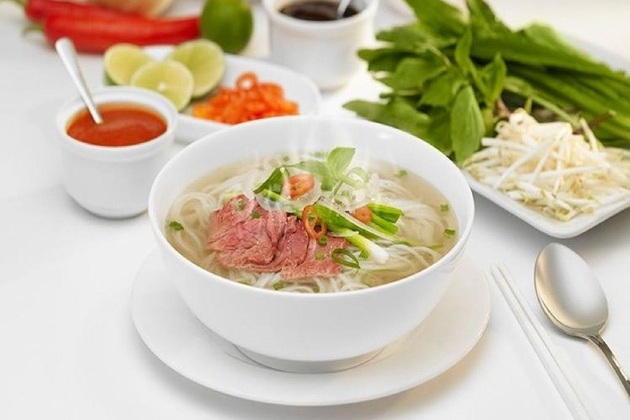 Pho Hung in Ho Chi Minh City