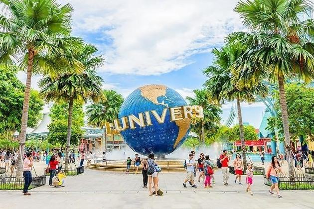 Sentosa Island - Singapore day tours