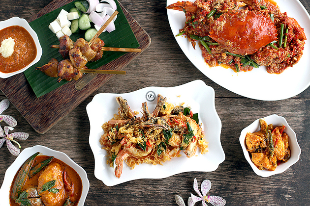 Singaporean cuisine - day tours