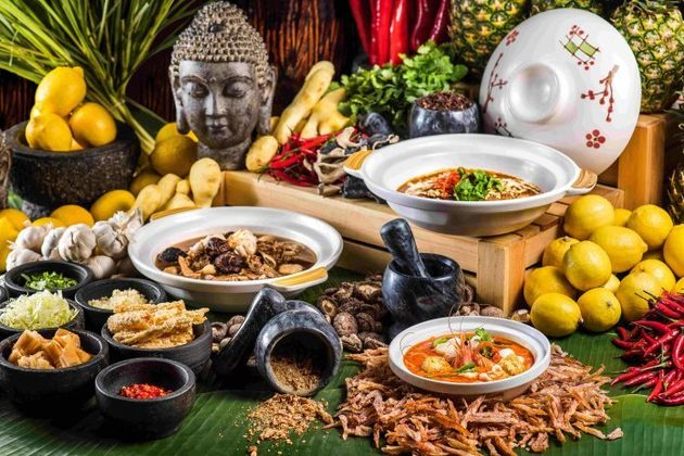 Singaporean cuisine - shore excursions