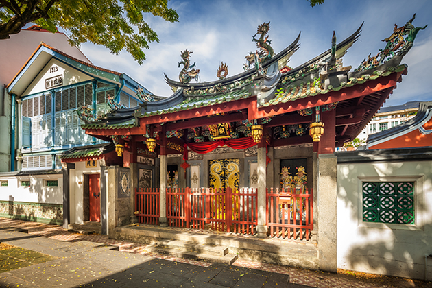 Thian Hock Keng Temple - Singapore day tours