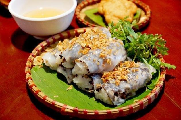 Vietnamese banh cuon