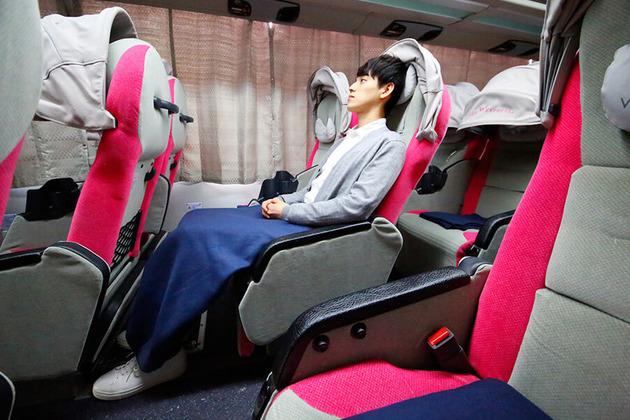 Willer Express in Japan